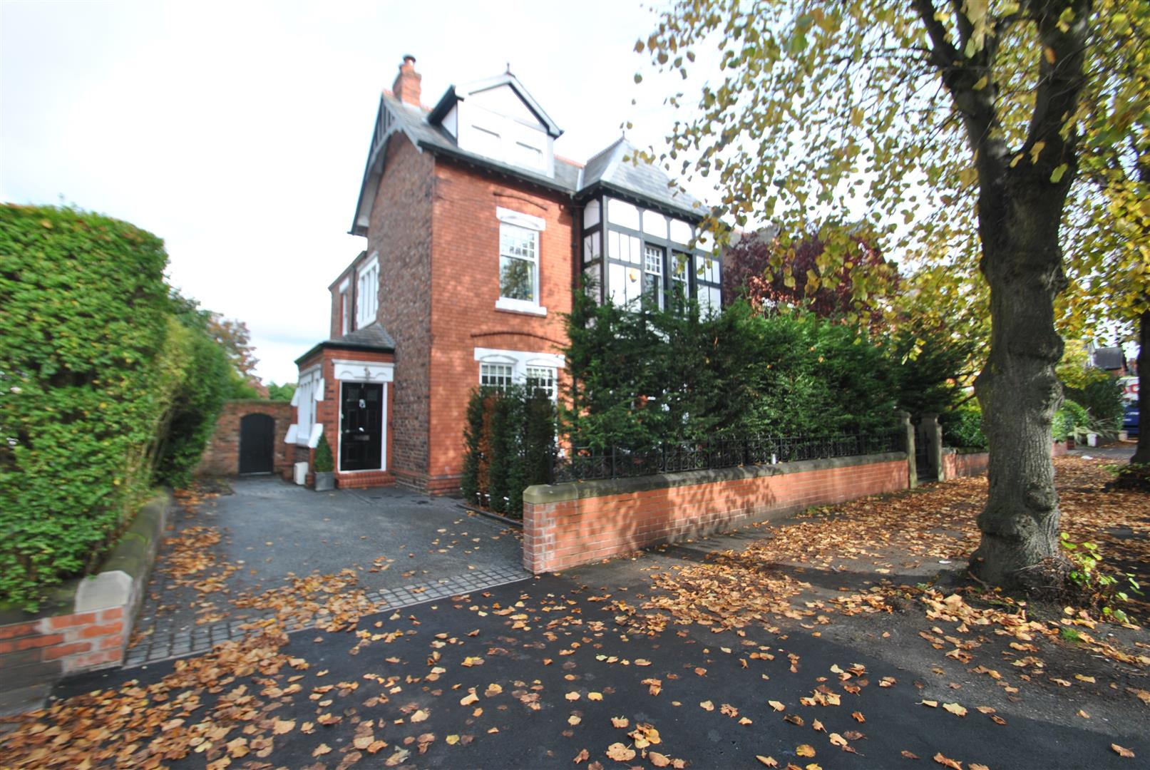 6 Bedrooms Detached House for sale in Grappenhall Road, STOCKTON HEATH, WARRINGTON, WA4
